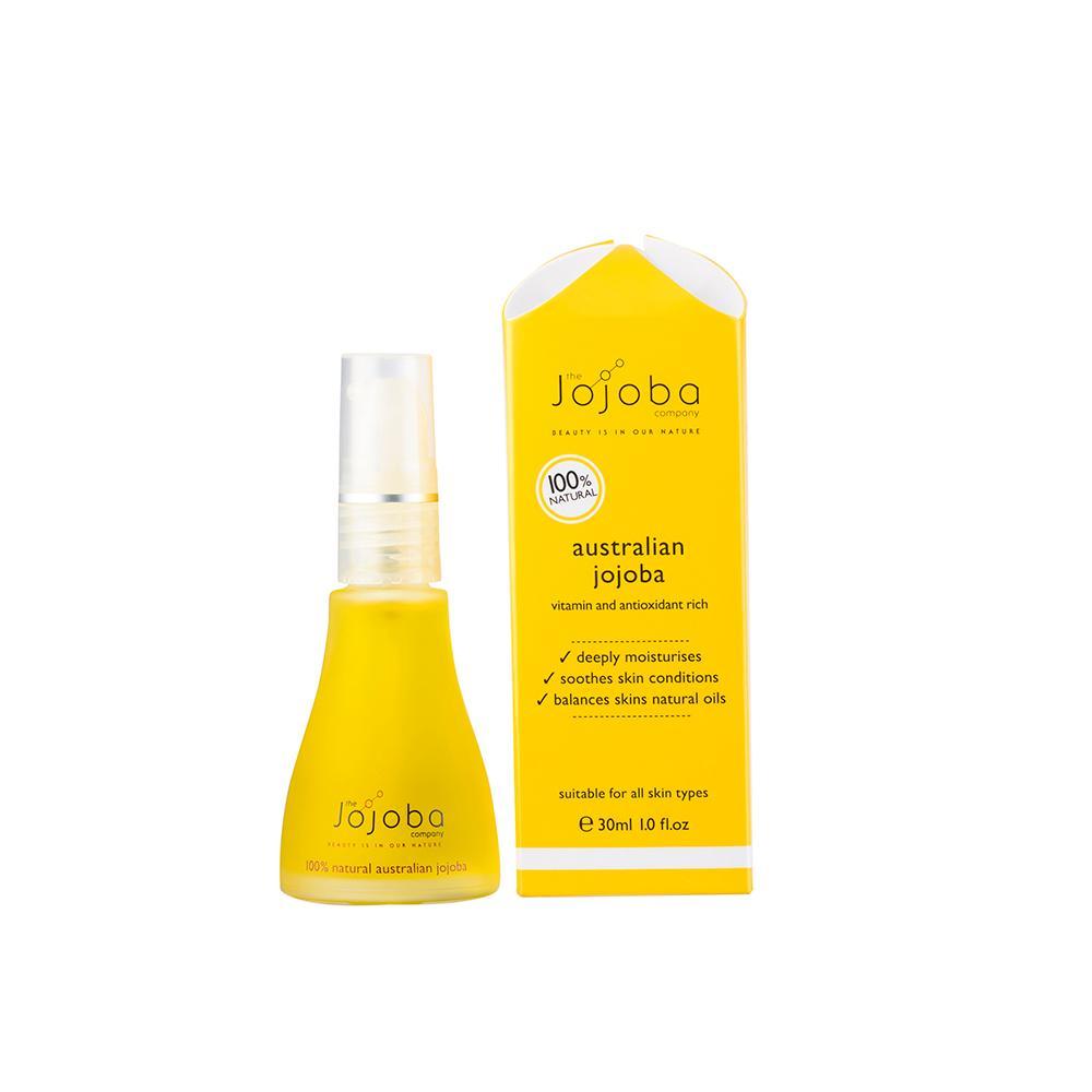 The Jojoba Company - Pure Golden Jojoba Oil 30ml - The Beauty Lounge
