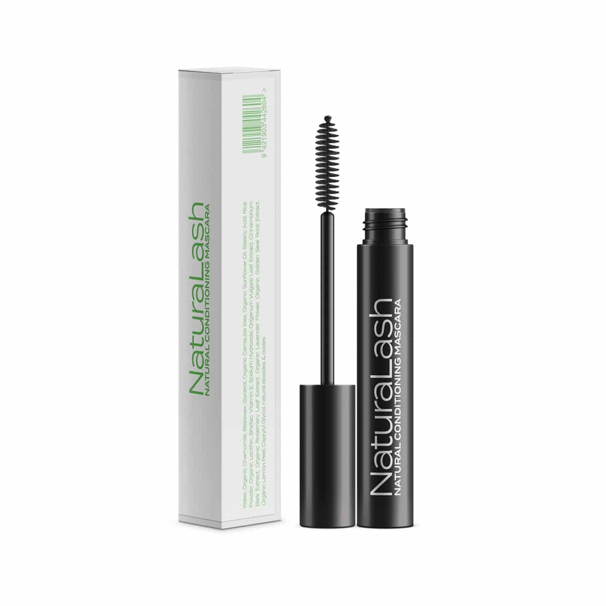 da2123b473f NaturaLash 100% Natural Conditioning Mascara - The Beauty Lounge