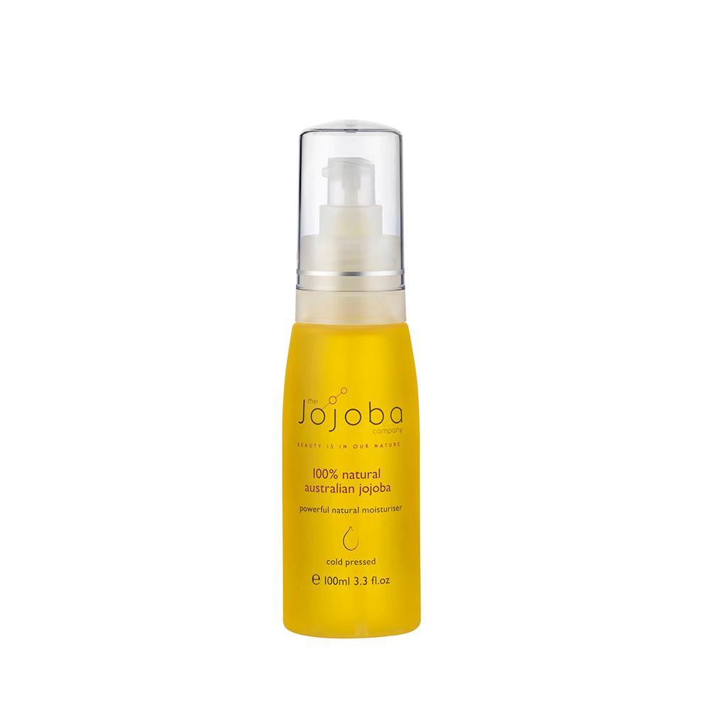 The Jojoba Company - Pure Golden Jojoba Oil 100ml - The Beauty Lounge