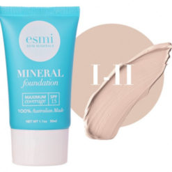 esmi liquid Mineral Foundations