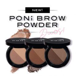 PONi Brow Powders